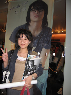 Baeutiful Anne and Beautiful Kyung......Anne, I want that poster