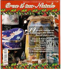 Il mio volumetto CREA IL TUO NATALE Ed. CIGRA 2003