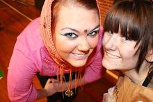Amalie og Annika