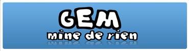 Blog GEM Mine de rien association CASA avignon