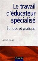Éducateur spécialisé, ce métier impossible - livre joseph rouzel métier éducateur spécialisé