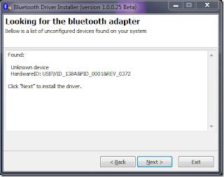 Generic Bluetooth Radio Driver Windows 10