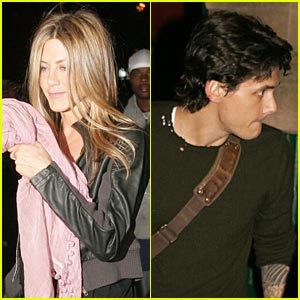 Jennifer Aniston And JohnMayer