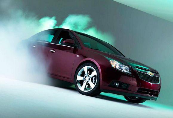 Chevrolet Cruze Interior 2010. CHEVY CRUZE TO BECOME THE