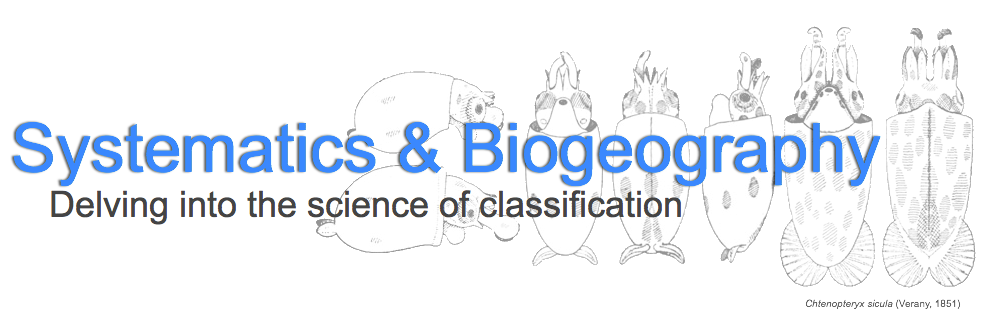 Systematics and Biogeography