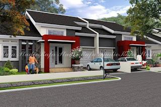 Design Rumah M inimalis Type 120-276