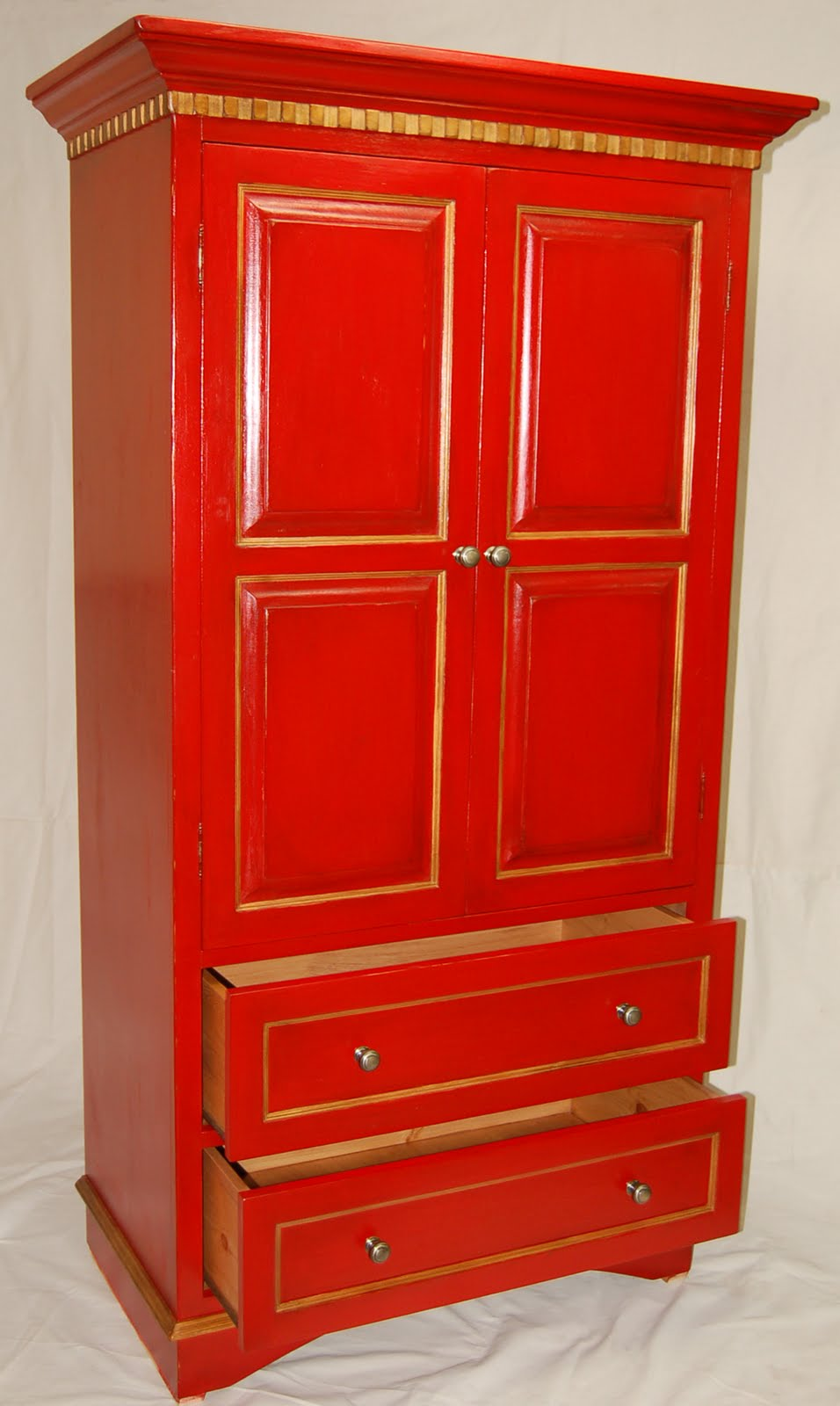 Henhouse Red Hot Armoire