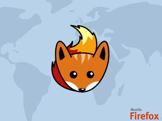 monzilla firefox desktop wallpaper