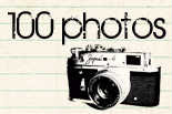 100 photos