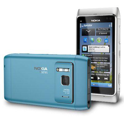 Nokia N8 Dengan 12 Megapixel Kamera