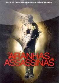 Aranhas Assassinas Dublado Online