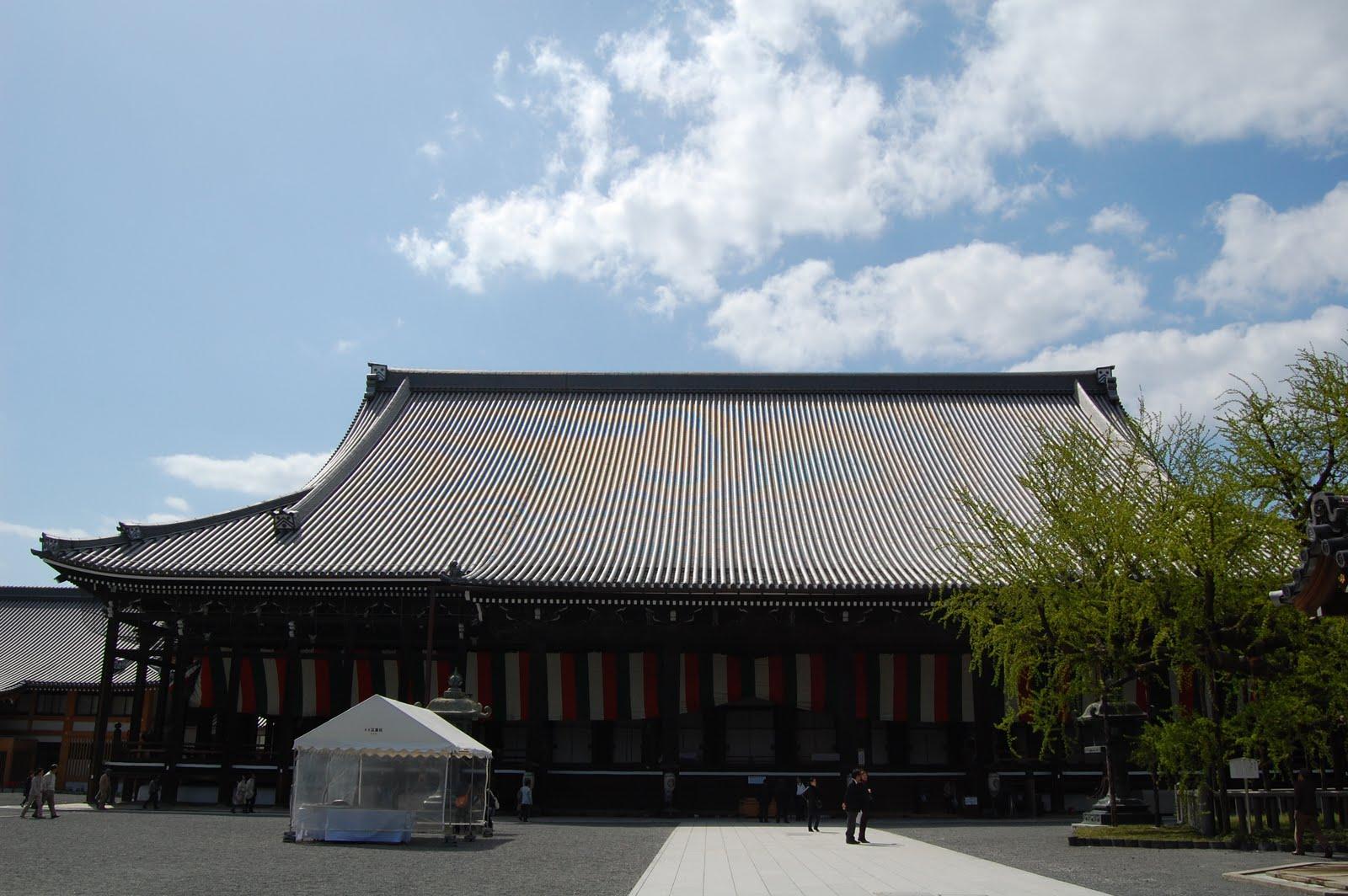 Nishi-Hongan-ji Temple Opening