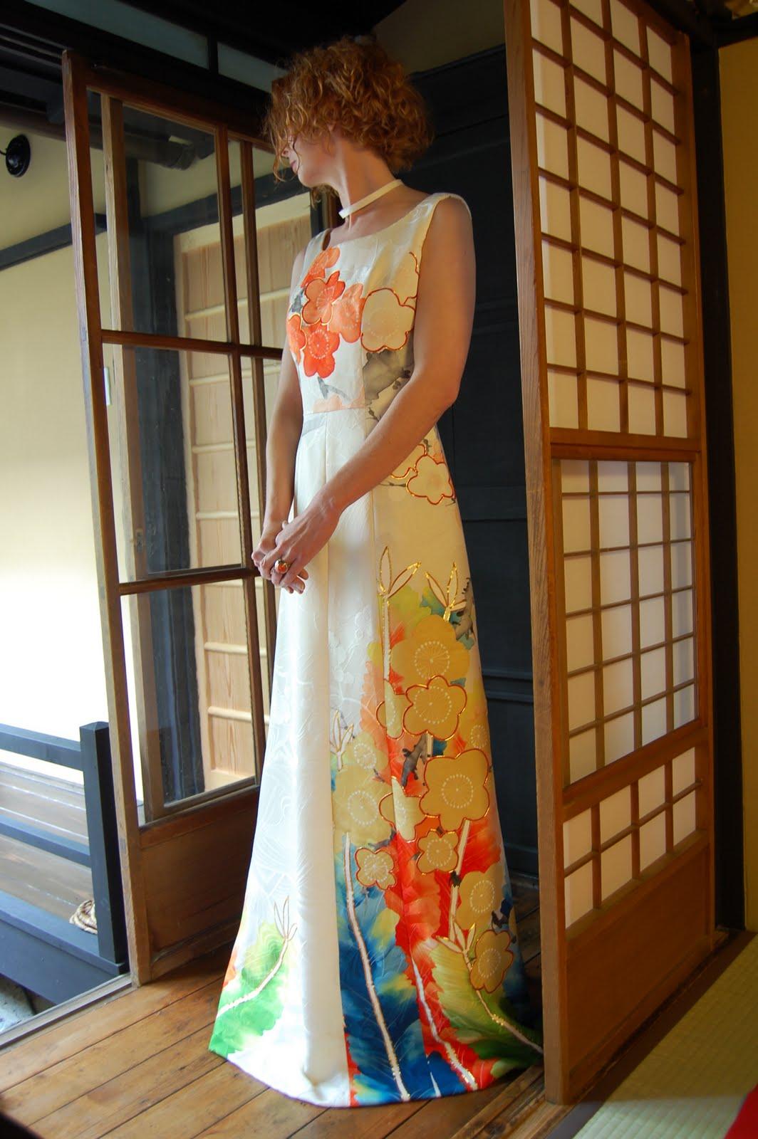 Kimono dress!