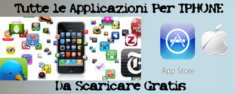 Applicazioni Iphone Gratis:  Applicazioni Iphone 4 Gratis