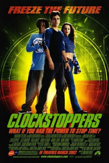 Clockstoppers เบรคเวลาหยุดอนาคต