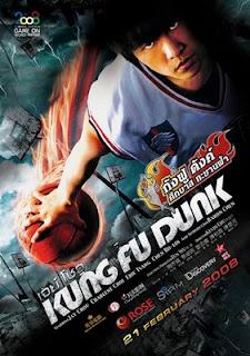 Kung Fu Dunk กังฟูดังค์ ศึกบาสทะยานฟ้า