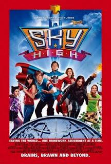 Sky High สกายไฮ รวมพันธุ์โจ๋ พลังเหนือโลก