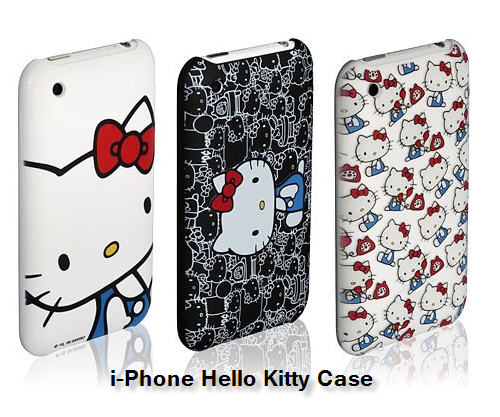 Hello Kitty iPhone Case 4G