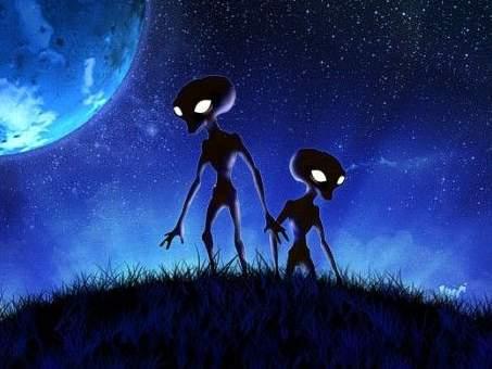 4 cuentos de extraterrestres (propios)