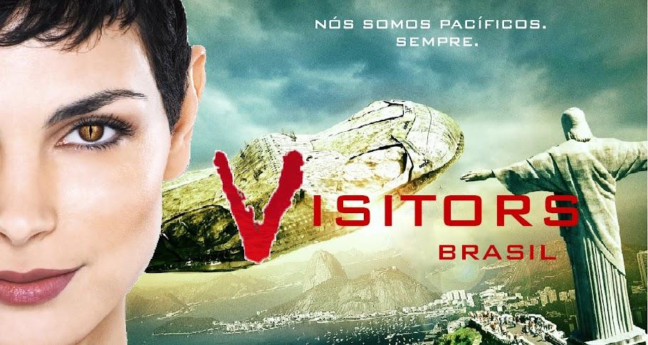 Visitors Brasil - Série V • Blog