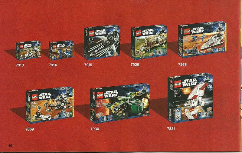 Boris Bricks Lego Star Wars 2011