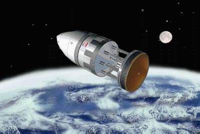 Proyecto de nave espacial Orion