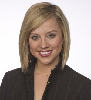 Swing by and spray: Abby Ham leaving Channel 3