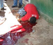 A violência na Paraiba. Fotos Chocantes