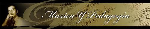 Musica y Pedagogía