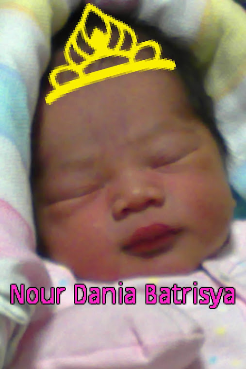 NOUR DANIA BATRISYA BINTI HJ SUFERDY