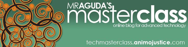 Mr. Aguda's Master Class