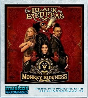 Capa The Black Eyed Peas – Monkey Business | músicas
