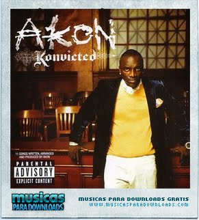 Capa Akon – Konvicted | músicas