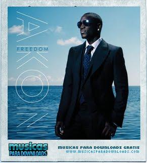 Capa Akon – Freedom | músicas