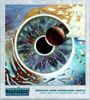 Capa Pink Floyd – Pulse Live | músicas