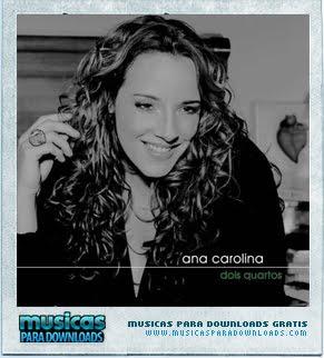 Capa Ana Carolina – Dois Quartos | músicas