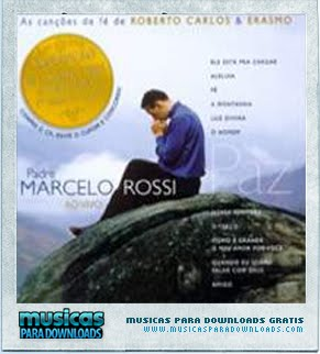 Capa Padre Marcelo Rossi   Paz Ao Vivo | músicas