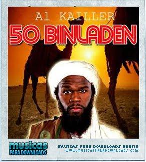 1 50 Cent – 50 Bin Laden (2010)