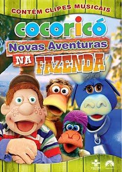 Cocoricó : Novas Aventuras na Fazenda   Nacional