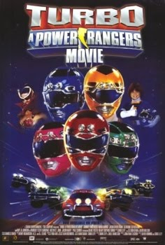 Filme Turbo : Power Rangers 2   Dublado