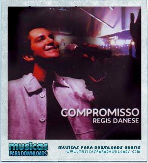 Capa Regis Danese – Compromisso | músicas