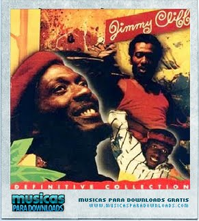 Capa Jimmy Cliff – Definitive Collection | músicas