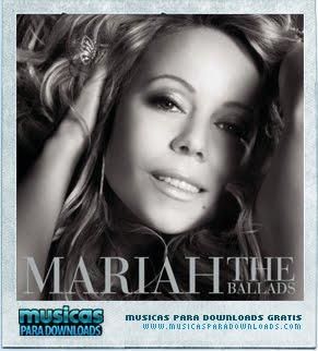 Capa Mariah Carey   The Ballads  | músicas