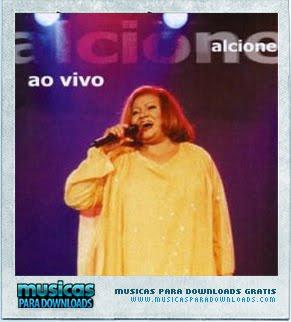 Capa Alcione   Ao Vivo  | músicas