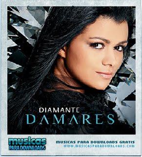 Capa Damares   Diamante | músicas