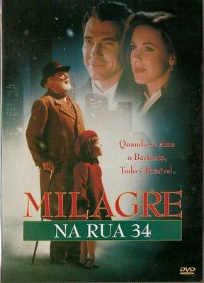 Filme Milagre na Rua 34   Dublado