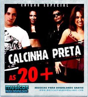 Capa Calcinha Preta   As 20 Mais  | músicas