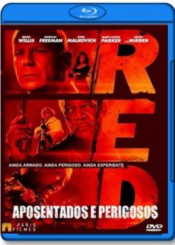 R.E.D. : Aposentados e Perigosos   Dual Áudio   BluRay 720p
