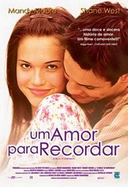 Filme Um Amor Para Recordar Dublado AVI DVDRip