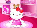 Decora la casa de HelloKitty (dificil)
